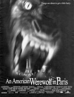 An American Werewolf in Paris movie poster (1997) picture MOV_2ea424a8