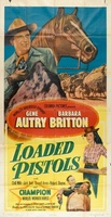 Loaded Pistols movie poster (1948) picture MOV_2ea47cab