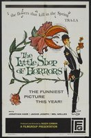 The Little Shop of Horrors movie poster (1960) picture MOV_2ea9de7a