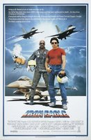 Iron Eagle movie poster (1986) picture MOV_2eae62fb