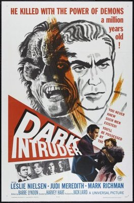 Dark Intruder movie poster (1965) poster MOV_2eaf209b
