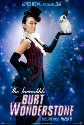 The Incredible Burt Wonderstone movie poster (2013) poster MOV_2eb29cdd