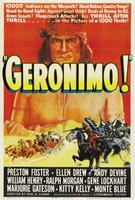 Geronimo movie poster (1939) picture MOV_2eb2d2af