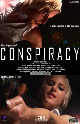 Conspiracy movie poster (2011) poster MOV_2eb50ae6