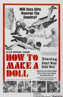 How to Make a Doll movie poster (1968) picture MOV_2eb95541