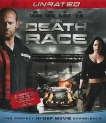 Death Race movie poster (2008) poster MOV_2eb97255