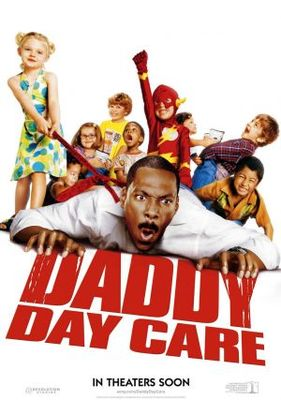 Daddy Day Care movie poster (2003) poster MOV_2ebe6a6f