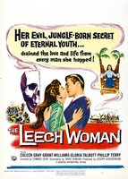 The Leech Woman movie poster (1960) picture MOV_2ec55119