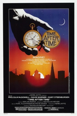 Time After Time movie poster (1979) poster MOV_2ecb161e