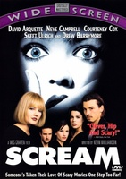 Scream movie poster (1996) picture MOV_2ed07017
