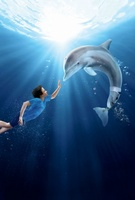 Dolphin Tale movie poster (2011) picture MOV_2ed50649