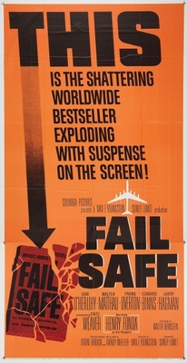 Fail-Safe movie poster (1964) poster MOV_2ed8a8f5