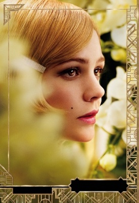 The Great Gatsby movie poster (2012) poster MOV_2eda51dd