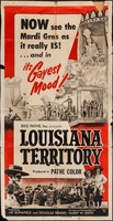 Louisiana Territory movie poster (1953) picture MOV_2edb0ef4