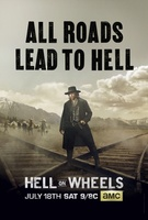 Hell on Wheels movie poster (2011) picture MOV_2edcffa8