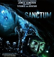 Sanctum movie poster (2011) picture MOV_2ee2f5fc