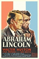 Abraham Lincoln movie poster (1930) picture MOV_2ee6efc2