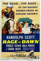 Rage at Dawn movie poster (1955) picture MOV_2eebc58b
