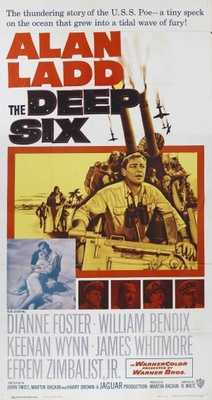 The Deep Six movie poster (1958) poster MOV_2ef31407