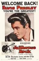 Jailhouse Rock movie poster (1957) picture MOV_2ef530d0