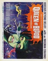 Queen of Blood movie poster (1966) picture MOV_2efb6e80