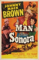 Man from Sonora movie poster (1951) picture MOV_2f02e82e
