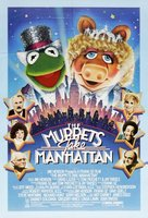 The Muppets Take Manhattan movie poster (1984) picture MOV_2f05d444