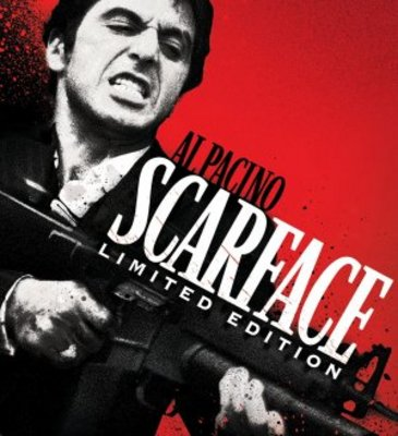 Scarface movie poster (1983) poster MOV_2f135dc8