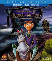 The Adventures of Ichabod and Mr. Toad movie poster (1949) picture MOV_bd2b1f6b