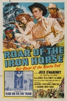 Roar of the Iron Horse, Rail-Blazer of the Apache Trail movie poster (1951) picture MOV_2f1f1830