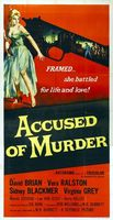Accused of Murder movie poster (1956) picture MOV_2f222792