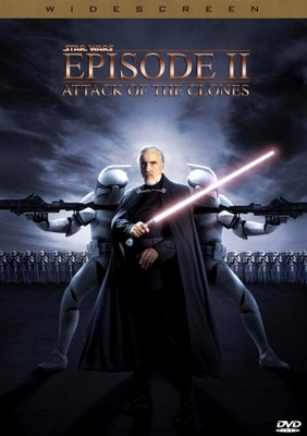 Star Wars: Episode II - Attack of the Clones movie poster (2002) poster MOV_2f285e59