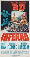 Inferno movie poster (1953) picture MOV_76df1324