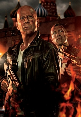 A Good Day to Die Hard movie poster (2013) poster MOV_2f468bab