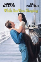 While You Were Sleeping movie poster (1995) picture MOV_2f491c72