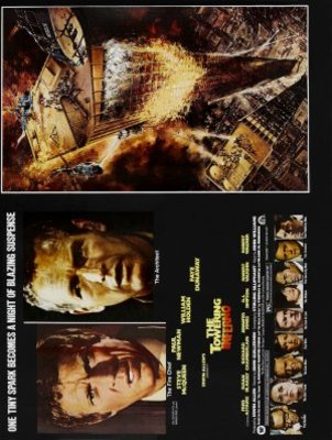 The Towering Inferno movie poster (1974) poster MOV_2f4b0805