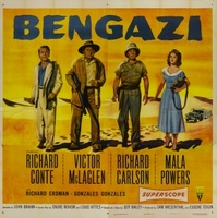 Bengazi movie poster (1955) picture MOV_2f4ee37b