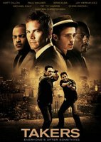 Takers movie poster (2010) picture MOV_2f54ced2