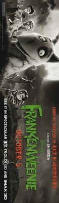 Frankenweenie movie poster (2012) poster MOV_2f57356b