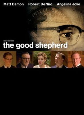 The Good Shepherd movie poster (2006) poster MOV_2f584dd8