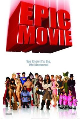 Epic Movie movie poster (2007) poster MOV_2f5c18d6