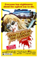 Don't Go in the Woods movie poster (1981) picture MOV_2f5d3774
