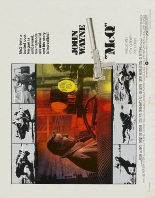 McQ movie poster (1974) poster MOV_2f5e80d2