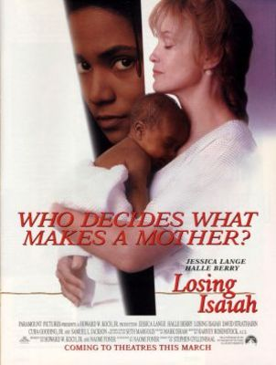 Losing Isaiah movie poster (1995) poster MOV_2f5f1942