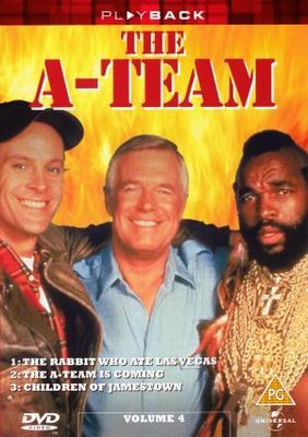 The A-Team movie poster (1983) poster MOV_2f69af87