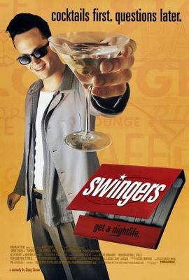 Swingers movie poster (1996) poster MOV_2f6b4fb1