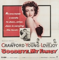 Goodbye, My Fancy movie poster (1951) picture MOV_2f6d3bbf