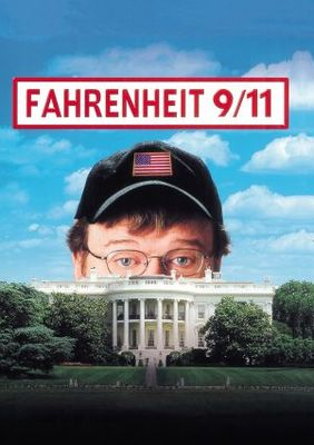 Fahrenheit 9 11 movie poster (2004) poster MOV_2f76ae02