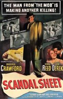 Scandal Sheet movie poster (1952) picture MOV_2f77343a
