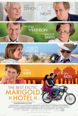 The Best Exotic Marigold Hotel movie poster (2011) poster MOV_2f77b4c9